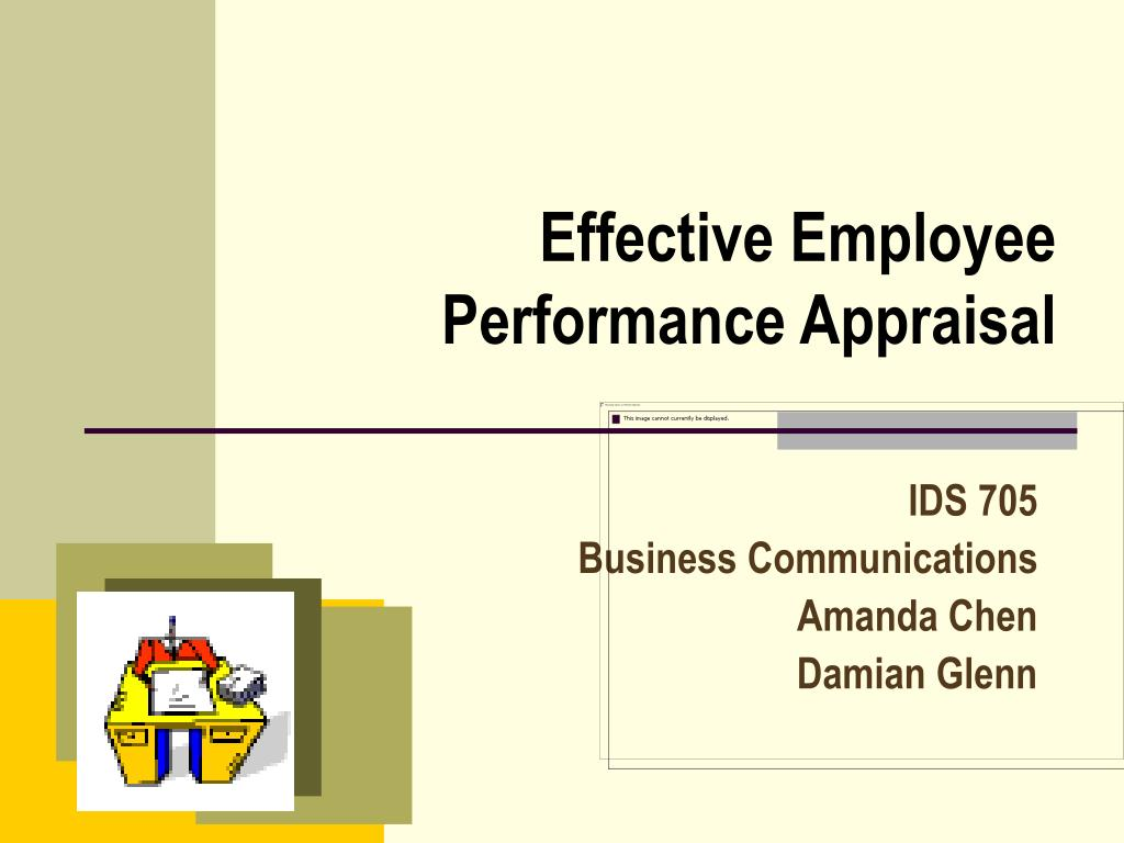 effective employee performance appraisal
