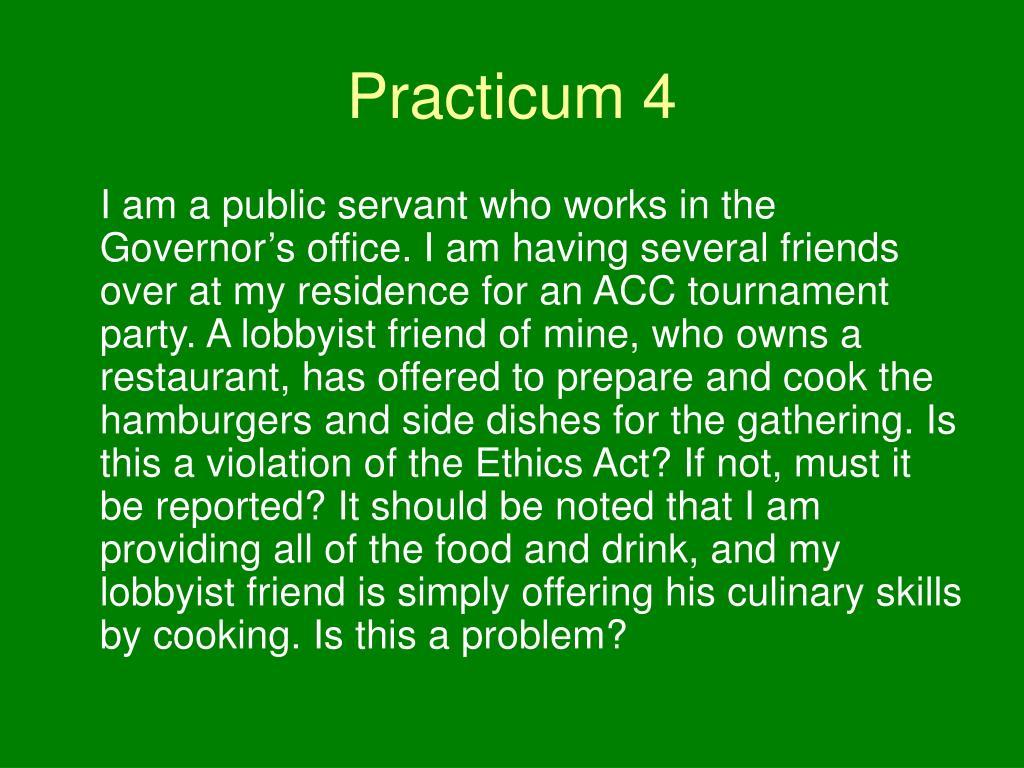 Practicum 4