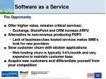 software as a service5