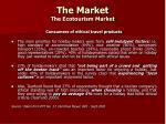 the market the ecotourism market7