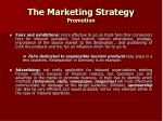 the marketing strategy promotion24