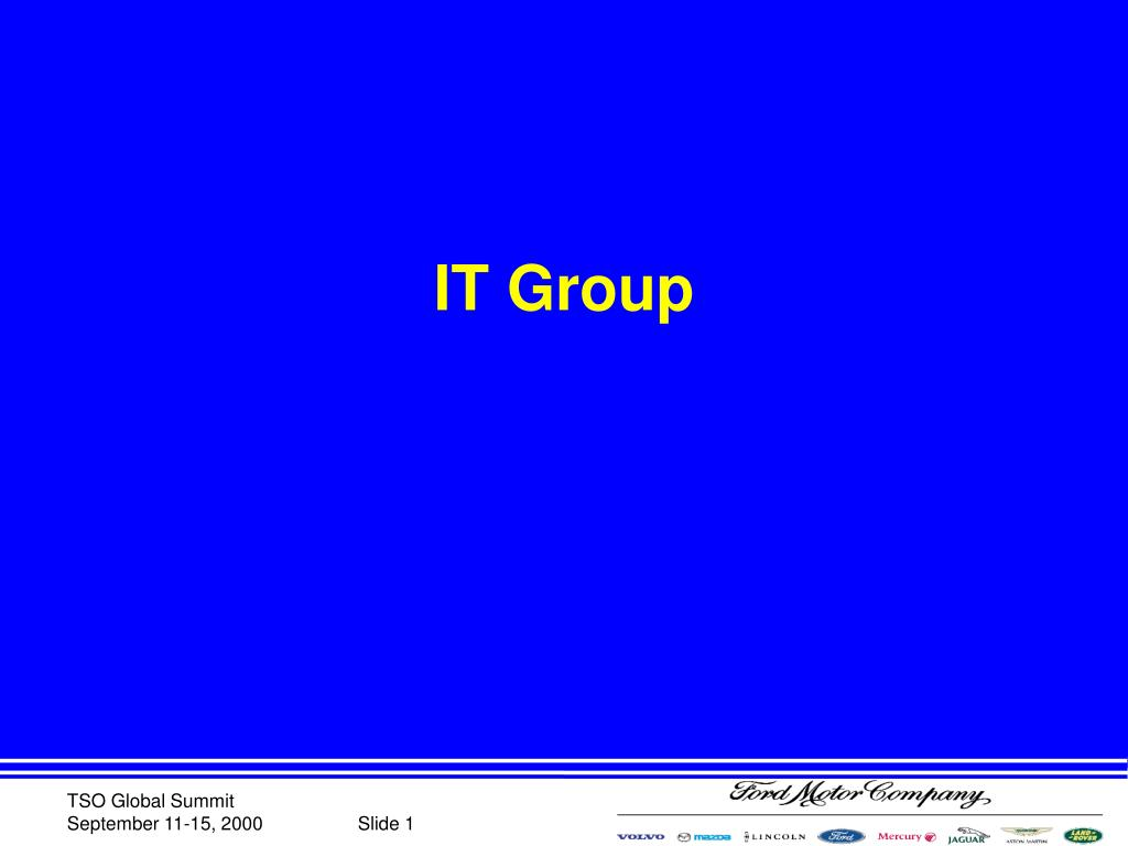 it group l.