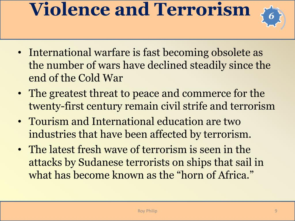 Violence and Terrorism