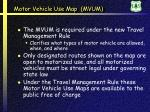 motor vehicle use map mvum