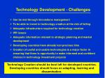 technology development challenges21