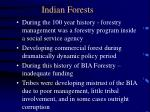 indian forests