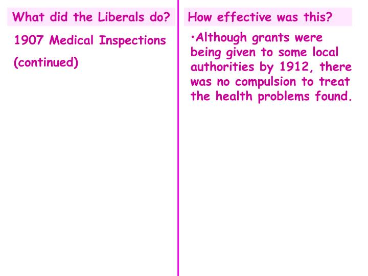 review of the liberal reforms 1906 to 1914 history essay Sample essay – liberal reforms essay question – to what extent was the social surveys of booth and rowntree the main reasons for the liberal reforms of 1906-1914 it could be generally accepted that the social surveys of booth and.