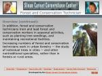 forest and conservation technician3