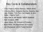 key co is collaborators