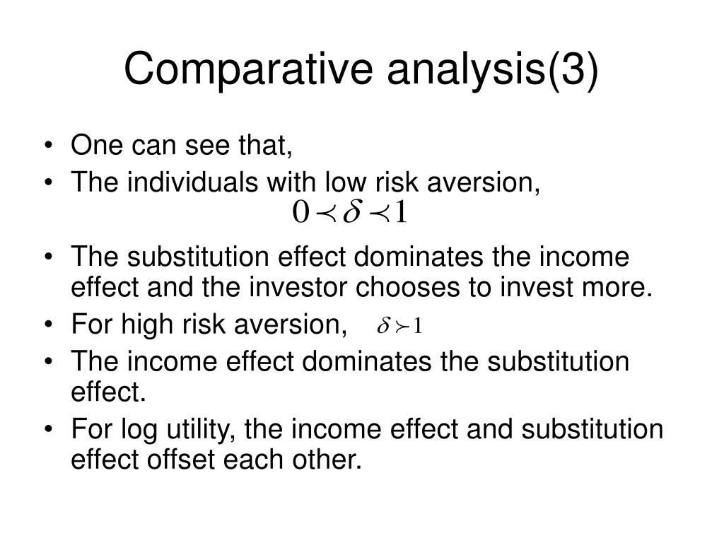 Comparative analysis(3)