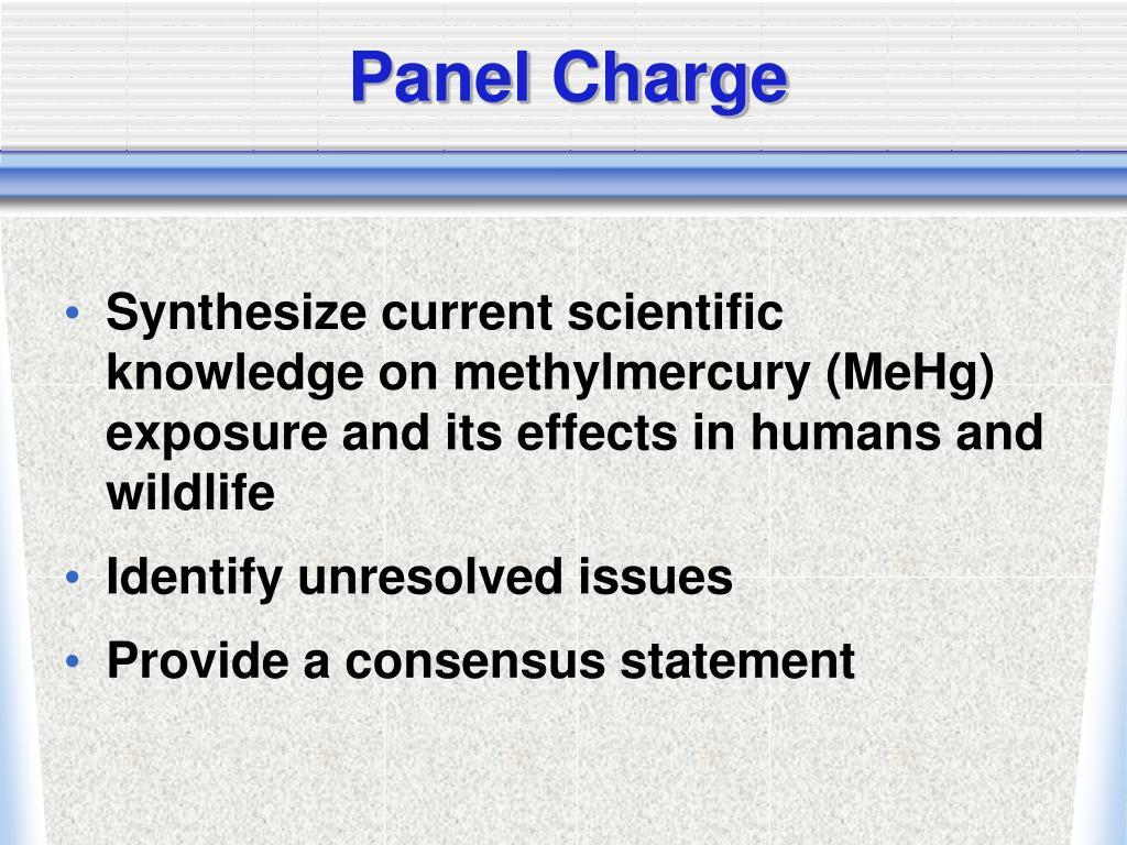 Panel Charge