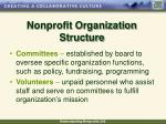 nonprofit organization structure5