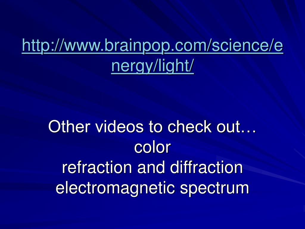 http://www.brainpop.com/science/energy/light/
