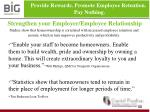 strengthen your employer employee relationship