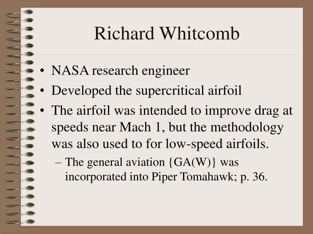 Richard Whitcomb