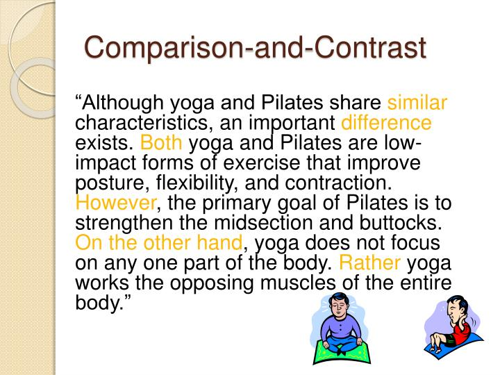 Comparison-and-Contrast