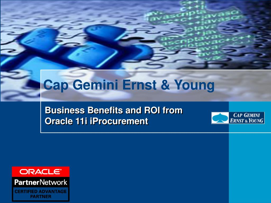outsourcing and cap gemini ernst Capgemini is one of the world's foremost providers of consulting, technology, outsourcing services and local professional services across 40 countries.