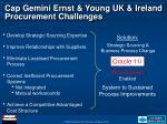 cap gemini ernst young uk ireland procurement challenges9