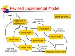 revised incremental model