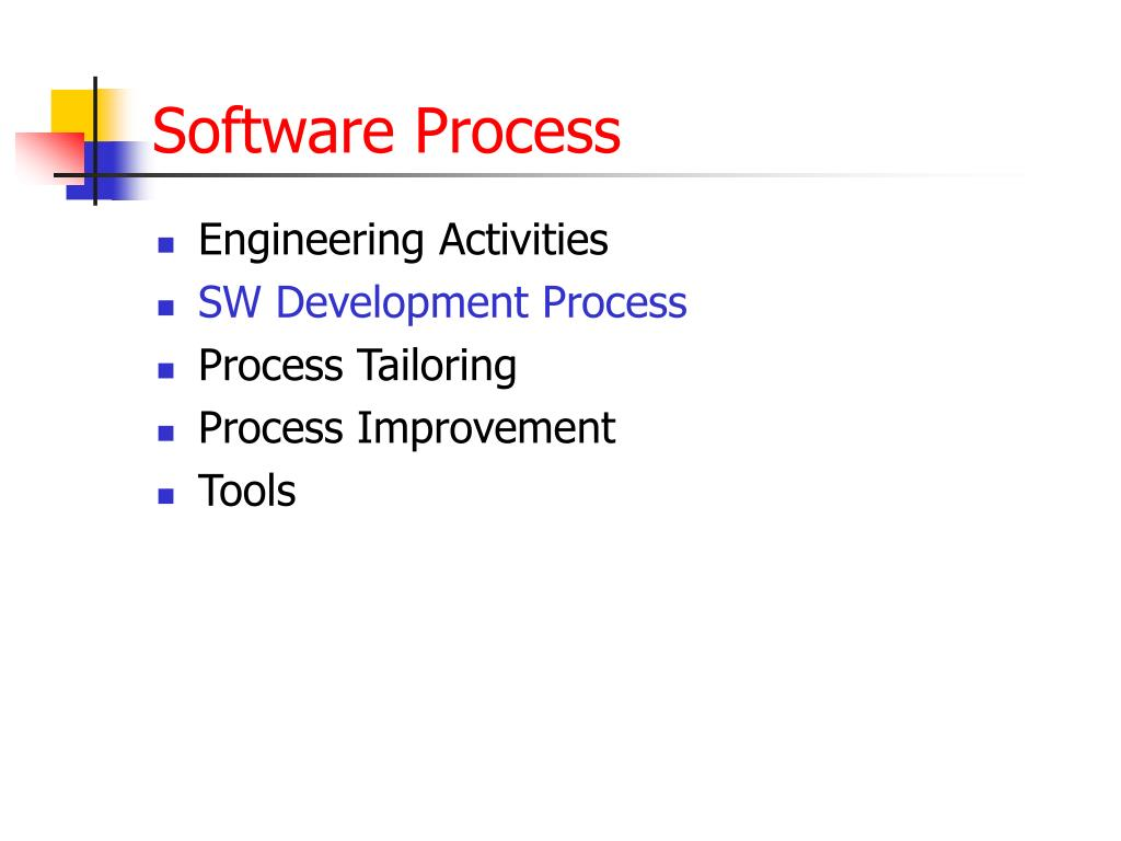 software process l.