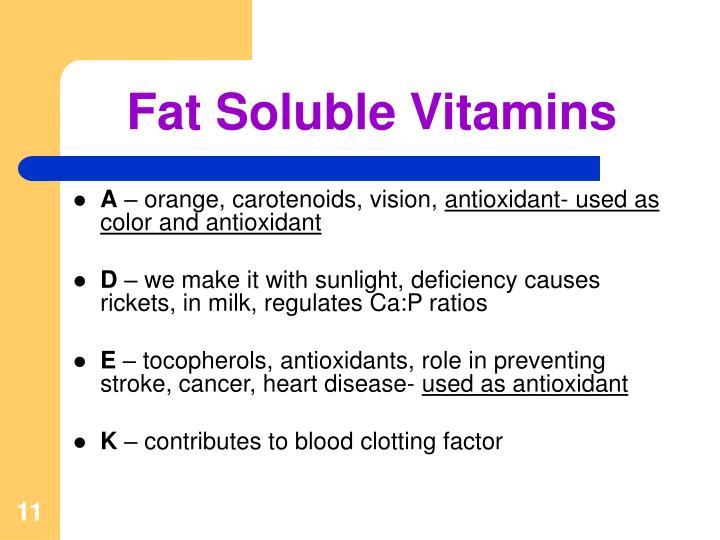 Ppt Vitamins And Minerals Powerpoint Presentation Id