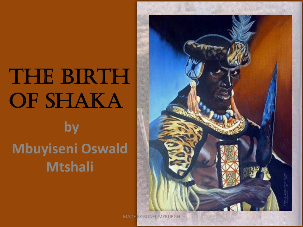 the birth of shaka