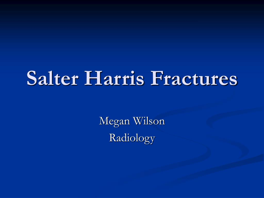 Ppt pediatric ankle fractures powerpoint presentation, free.