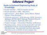 collateral project