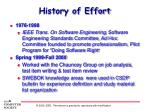 history of effort13