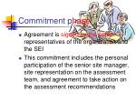 commitment p hase