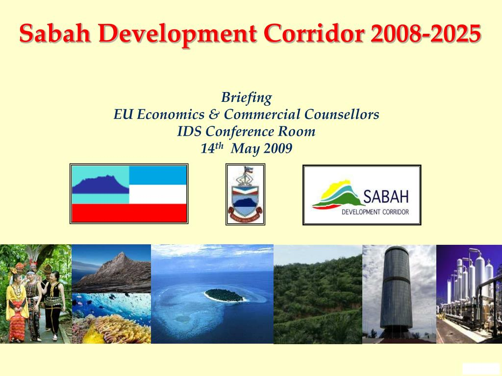 Ppt Sabah Development Corridor 2008 2025 Powerpoint Presentation Free Download Id 422107