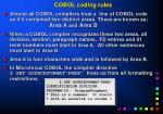 cobol coding rules3