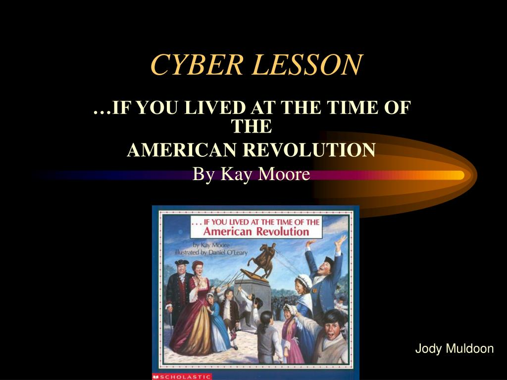 cyber lesson l.