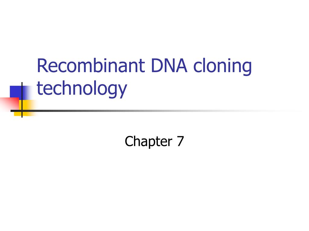 cloning and technology Gene cloning is the most common type of cloning done by researchers at the national human genome research institute (nhgri) nhgri researchers have not cloned any mammals and nhgri.