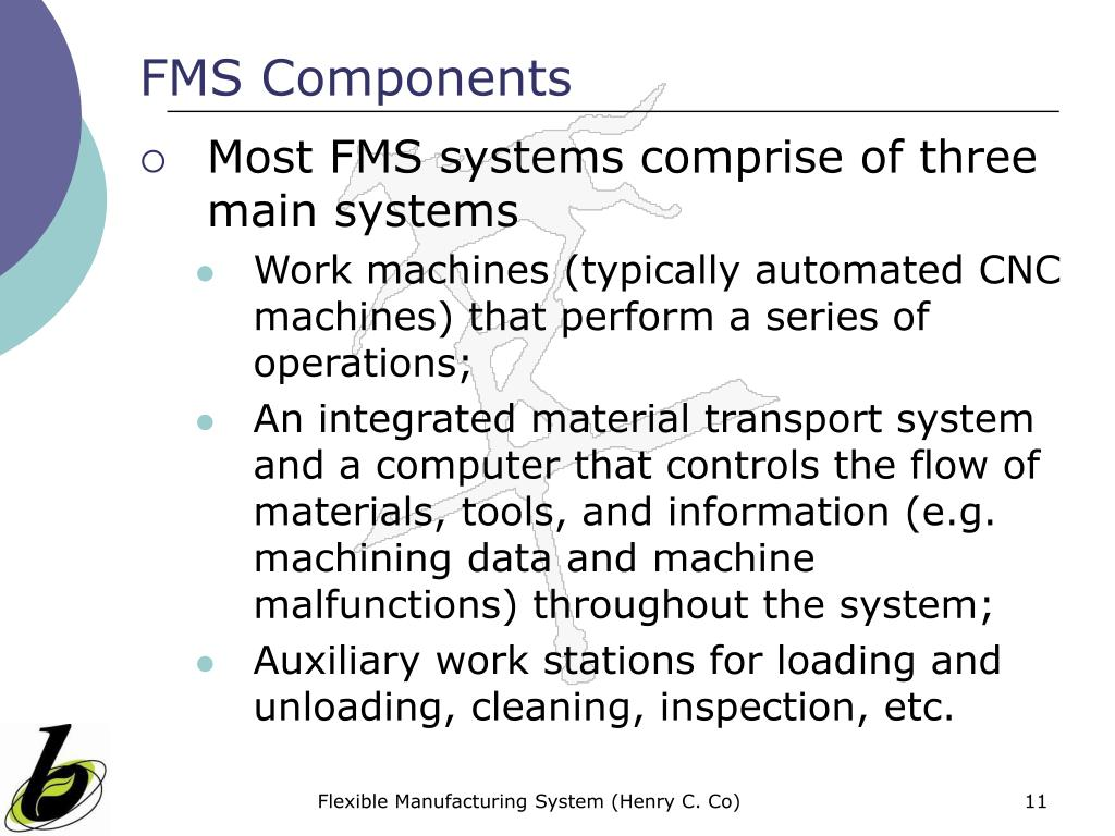 FMS Components