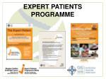 expert patients programme