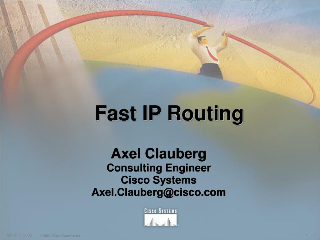 fast ip routing l.