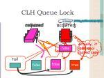 clh queue lock38