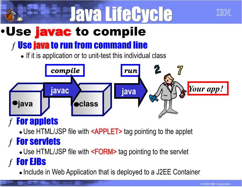 Java LifeCycle