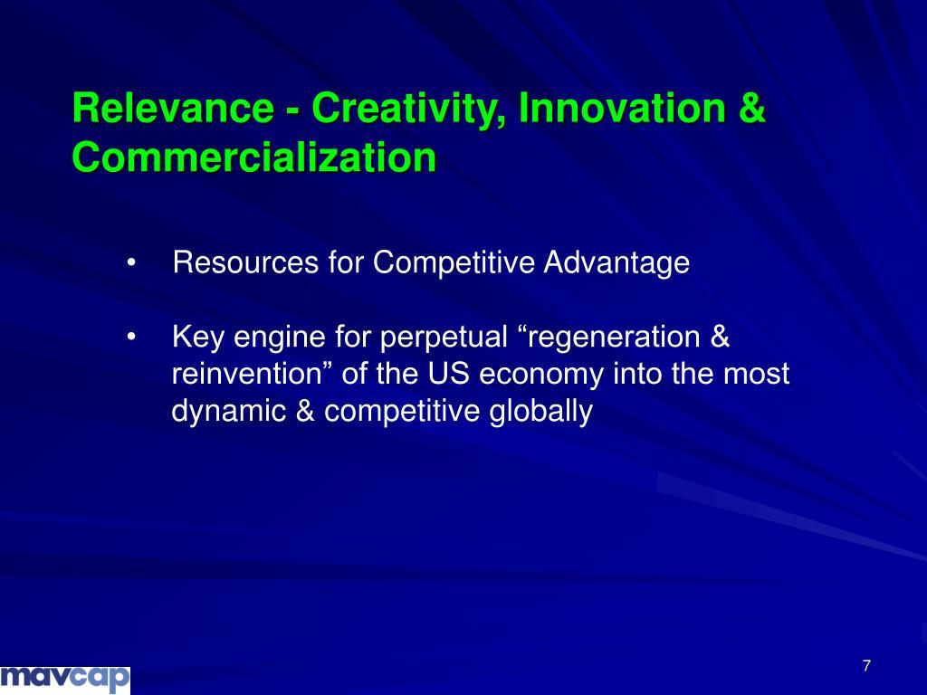 Resources for Competitive Advantage