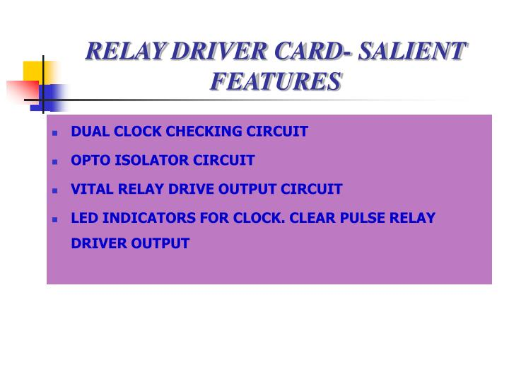 Relay Driver Card Salient Features N on 12v To 5v Signal Opto Isolator Circuit