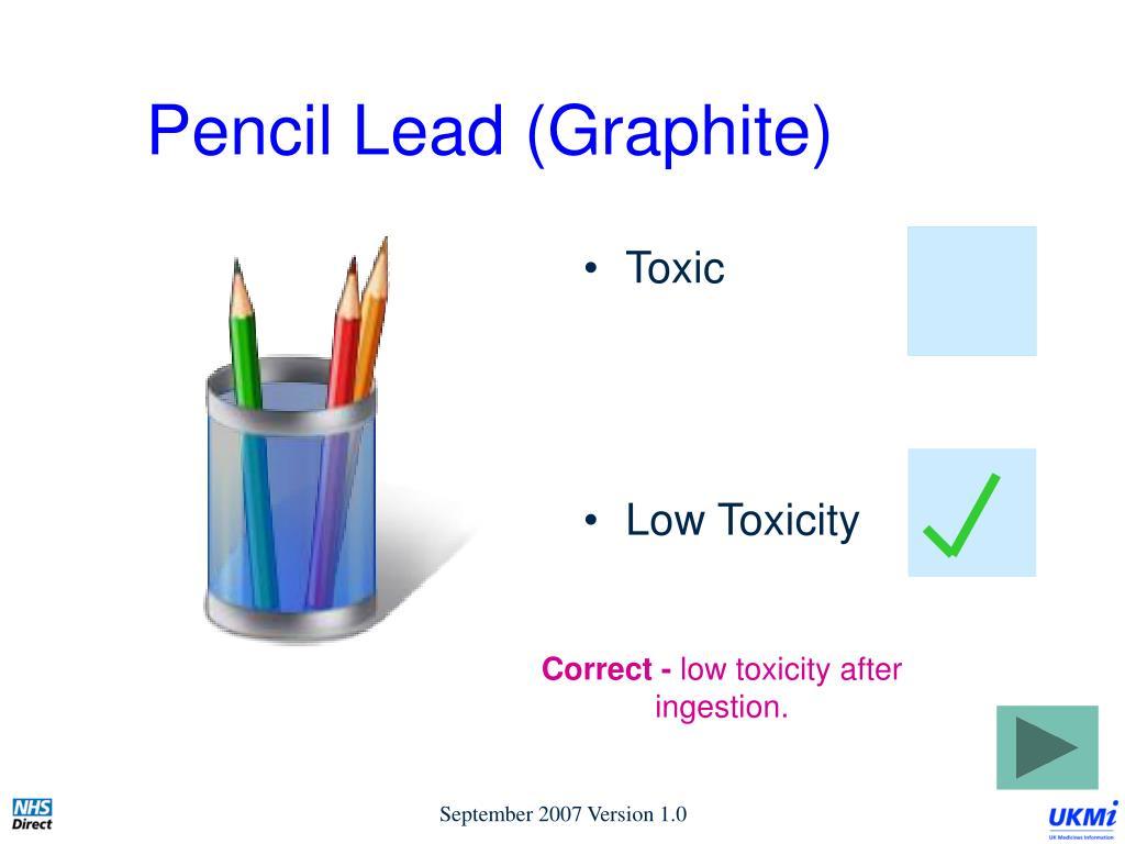 Pencil Lead (Graphite)