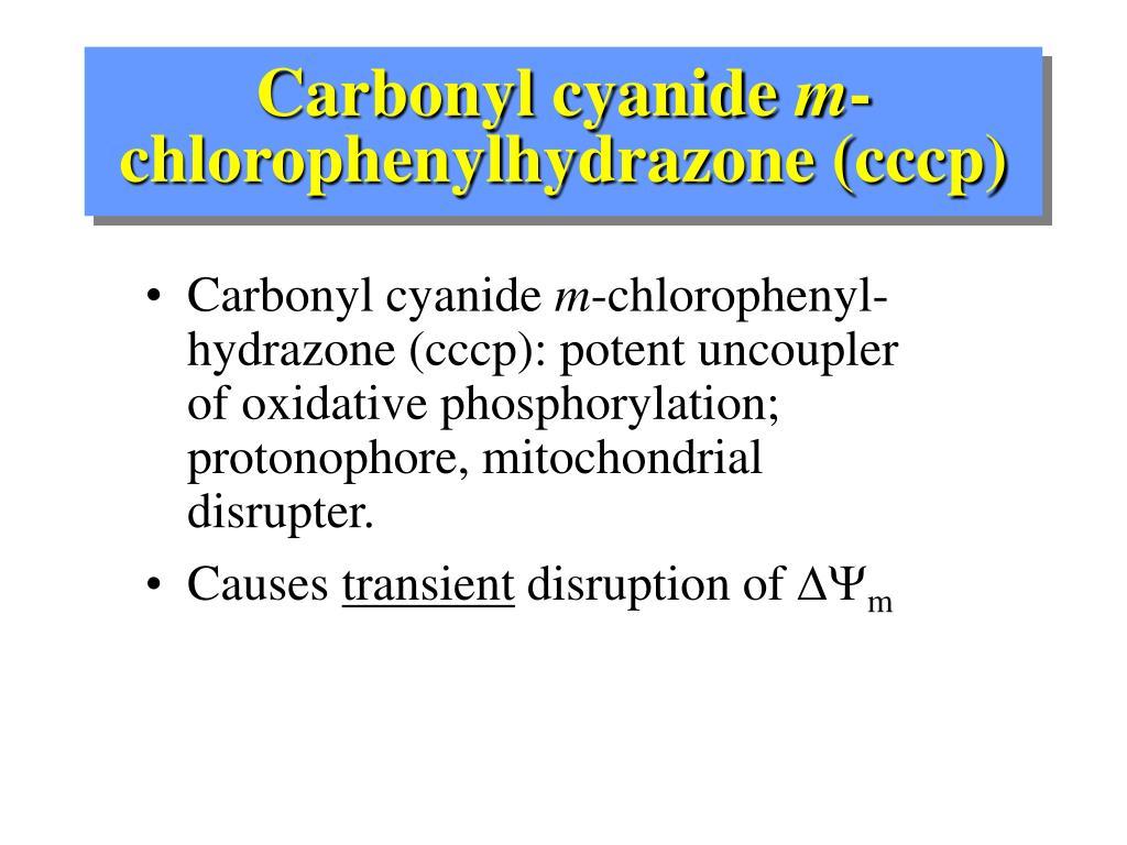 Carbonyl cyanide