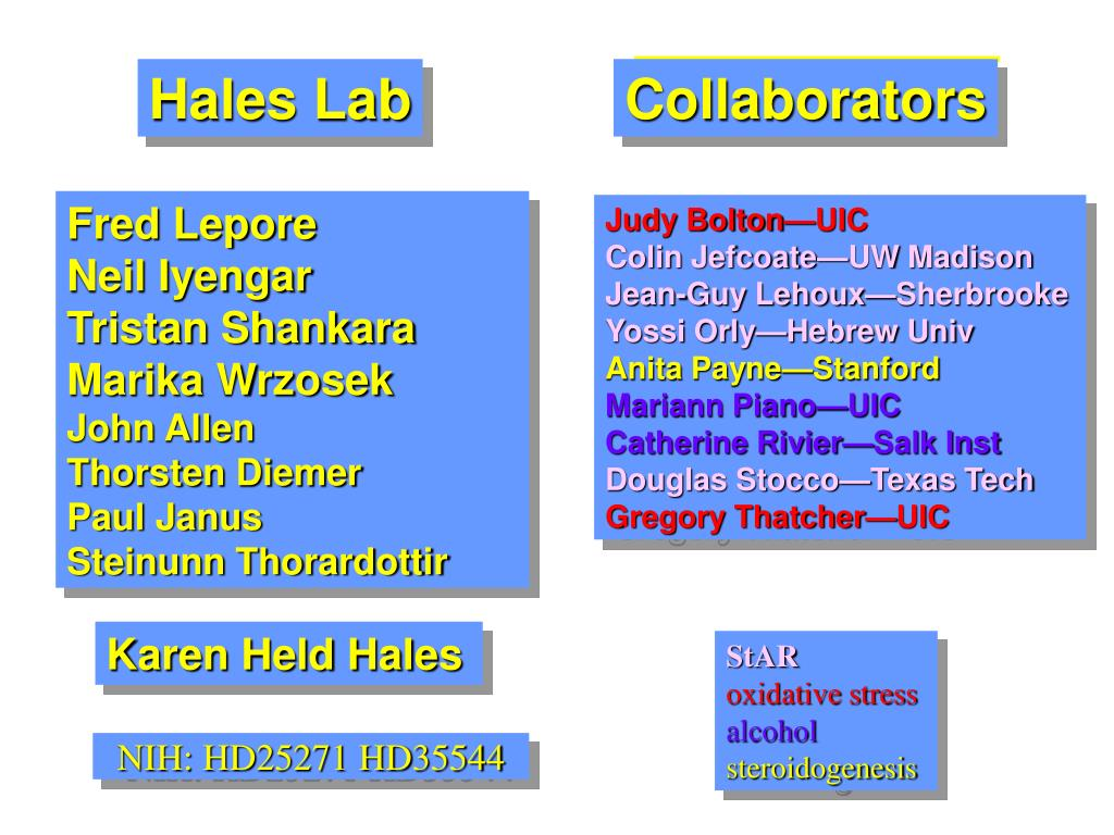 Hales Lab