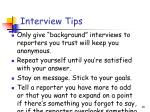 interview tips19