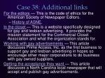 case 38 additional links