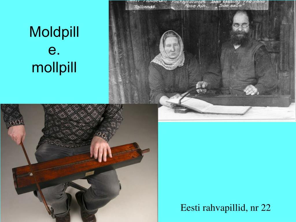 Moldpill