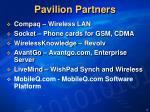 pavilion partners