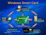 windows smart card