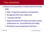 key processes6